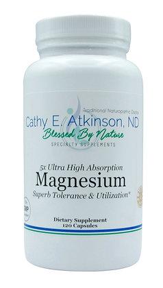 Magnesium Capsules & Powder