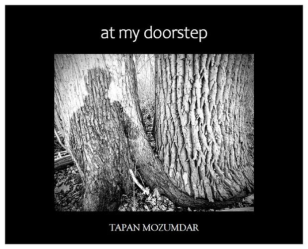 at my doorstep by Tapan Mozumdar