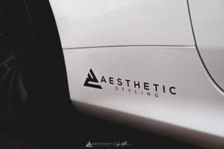 Aesthetic Styling Small Decal