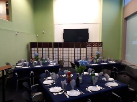 Friday Night Community Dinner 2020