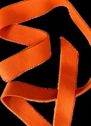Rouleau ceinture Orange Judo