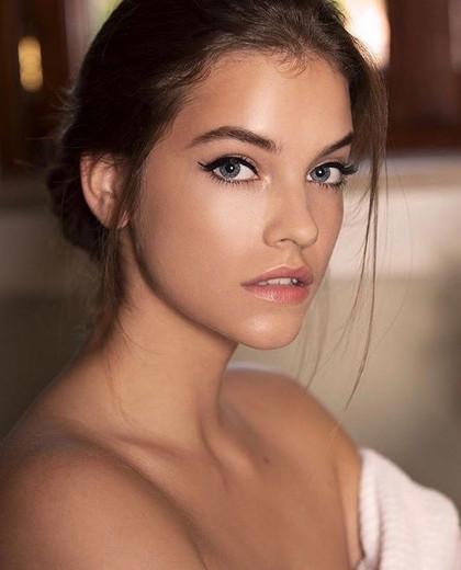 Barbara Palvin - Armani Beauty