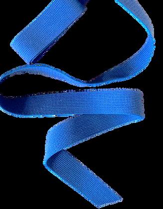 Rouleau ceinture Bleue Judo