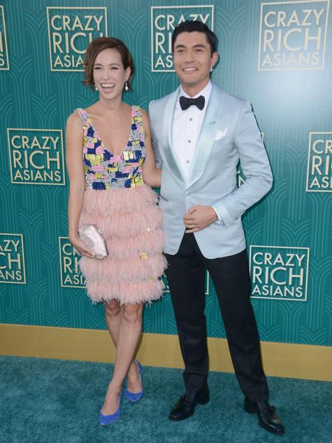 Liv Lo - Crazy Rich Asians Première
