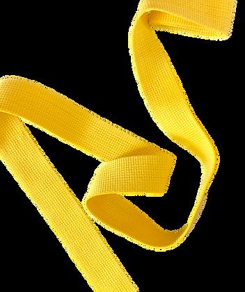 Rouleau ceinture Jaune Judo