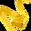 Thumbnail: Rouleau ceinture Jaune Judo