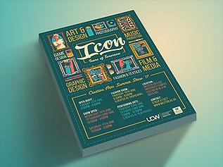 Icon - Creative Arts Summer Show '17