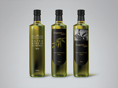 Tsagurnis olive oil