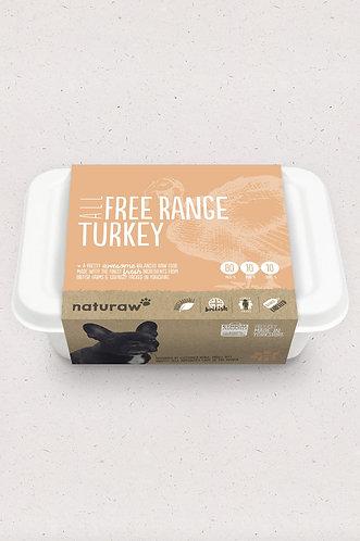 Free Range Turkey 500g Naturaw