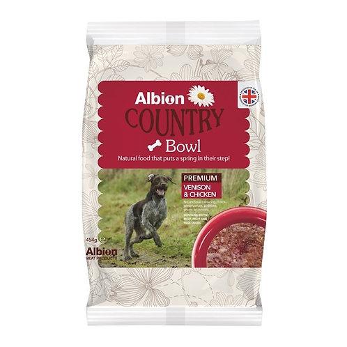 Albion Premium Venison & Chicken 454g