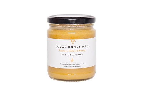 Tumeric Infused Honey