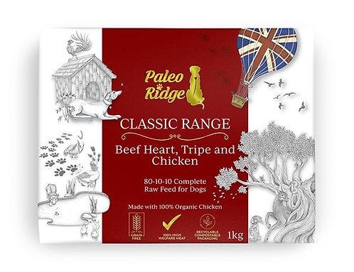 PR Beef Heart, Tripe and Chicken Complete
