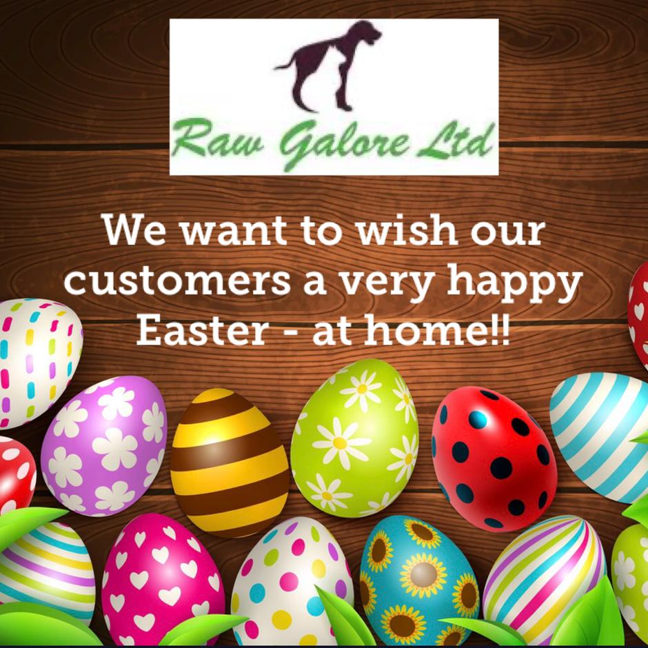 Easter Orders......