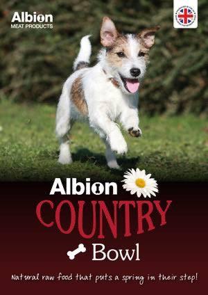 Albion Country Bowl 5kg Bundle Deal