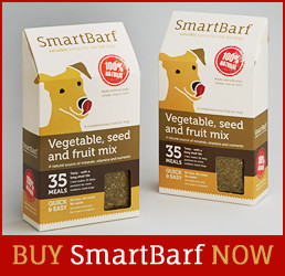 We now stock SmartBarf………...