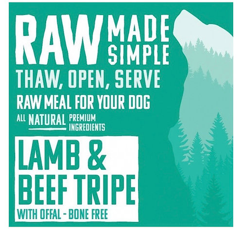 RMS Lamb & Beef Tripe Complete