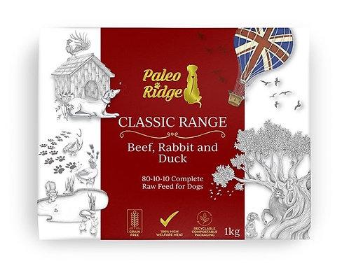PR Beef, Rabbit and Duck Complete 1kg