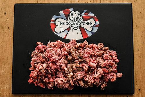 TDB Meaty Lamb Mince With Duck 80-10-10 1kg