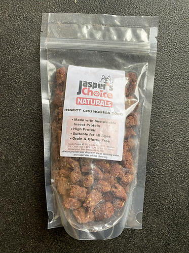 Jasper's Choice Insect Crunchies