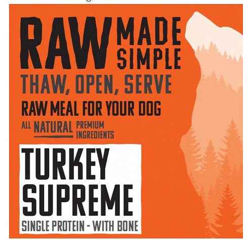 RMS Turkey Supreme 500g