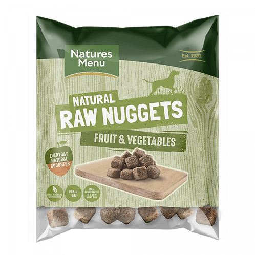 Blended Fruit and Vegetable Nuggets 1kg