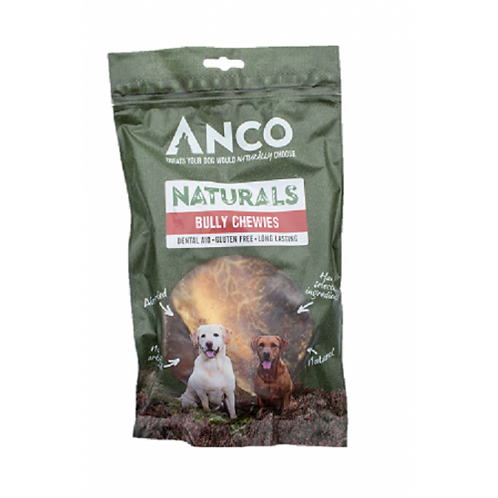 Anco Naturals Bully Chewies 200g