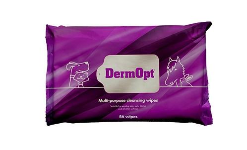 DermOpt Multi Purpose Cleansing Wipes