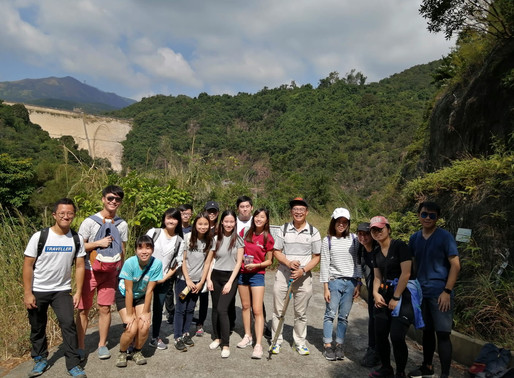 Fieldtrip: GEOG3204 Urban Hydrology and Water Quality