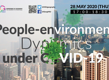 People-environment Dynamics under COVID-19