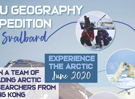 JUNE 2020: The Arctic