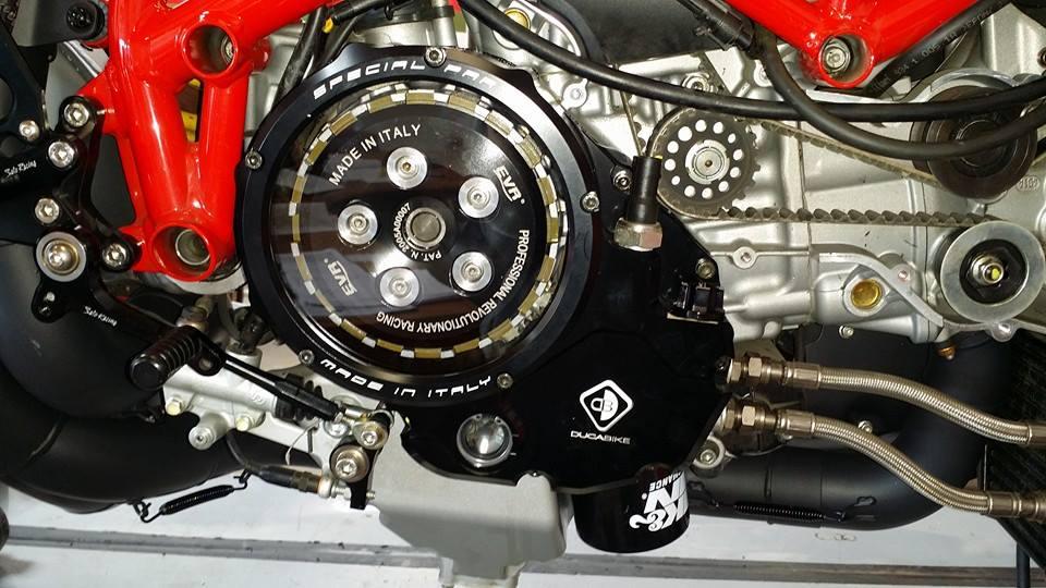 Ducabike clutch
