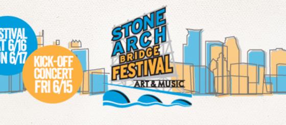 Anachronist Leatherworks at the Stone Arch Bridge Festival!