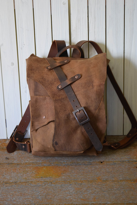 A Rustic Backpack that will Last a Lifetime!