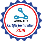 Axonaut certification facturation