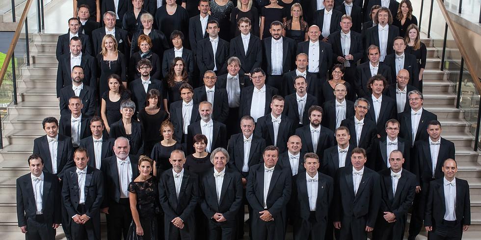 Wien - Zagreb Philharmonic Orchestra /Järvi / SoRyang