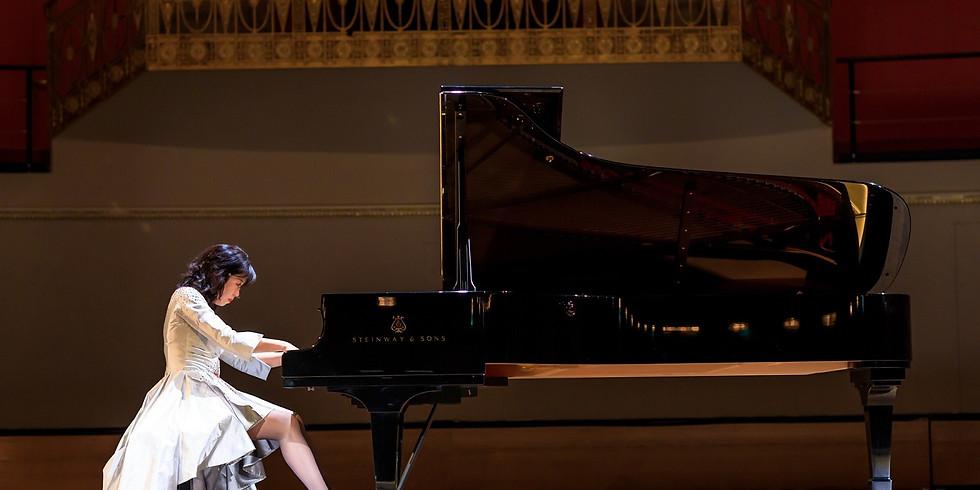 Klangträume mit SoRyang am Klavier