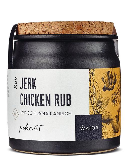 Jerk Chicken Rub | Wajos 55g