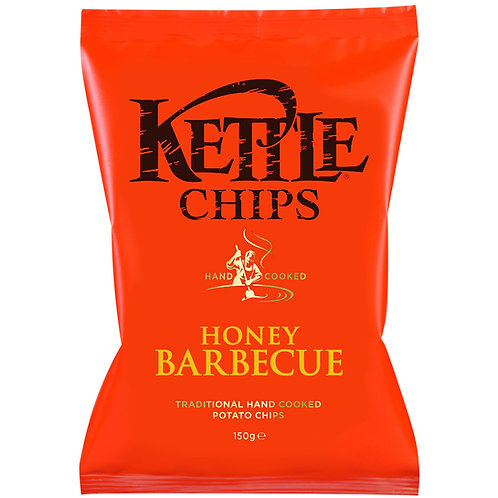 Kettle Chips Honey Barbecue 40g