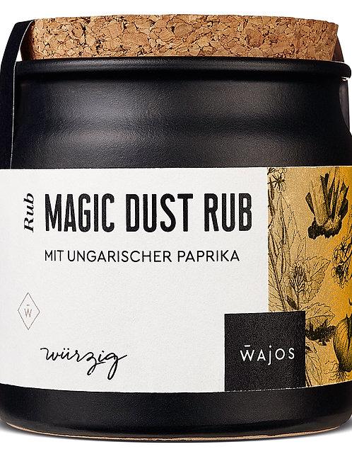 Magic Dust Rub   Wajos 70g