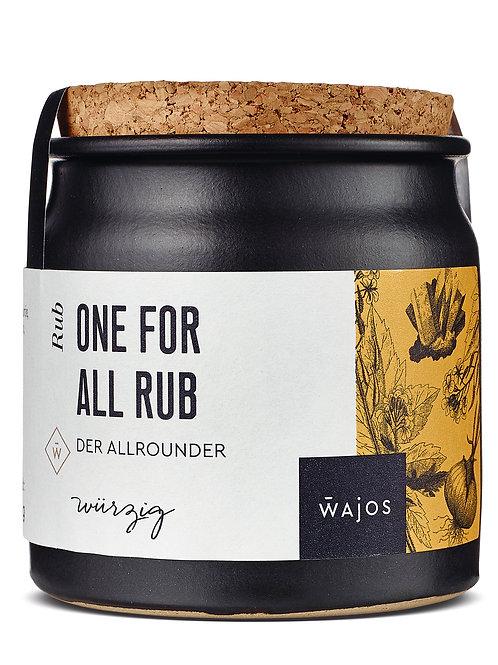 One for all Rub | Wajos 55g