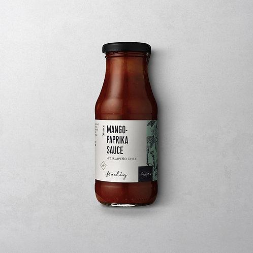 Mango-Paprika Sauce   Wajos 245ml