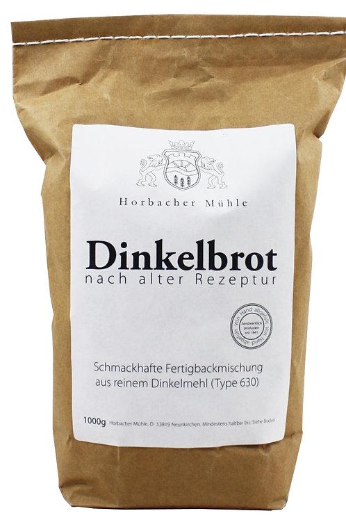 Dinkel-Weißbrot 1kg