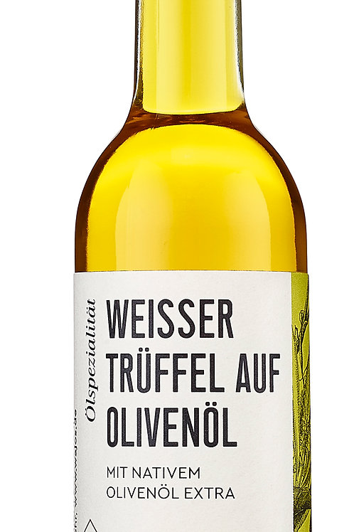 Weißer Trüffel auf Olivenöl   Wajos 100ml