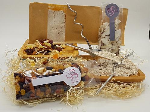 Früchte & Nuss Brot Box