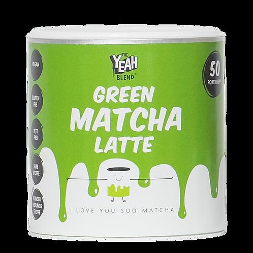 Yeah Blend Green Matcha Latte 250g Dose