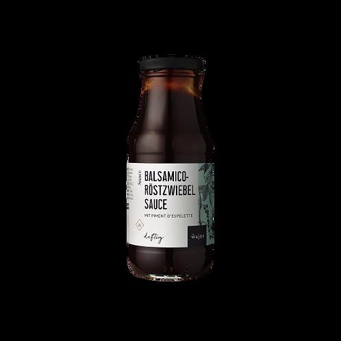 Balsamico Röstzwiebel Sauce | Wajos 245ml