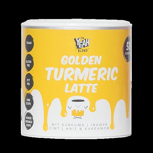 Yeah Blend Golden Turmeric Latte 250g Dose