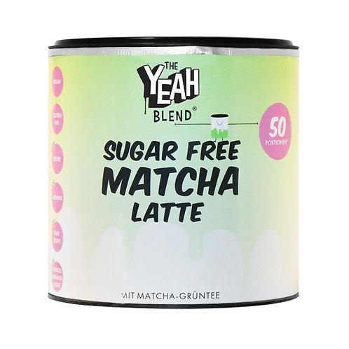 Yeah Blend Sugar free Green Matcha Latte 250g Dose