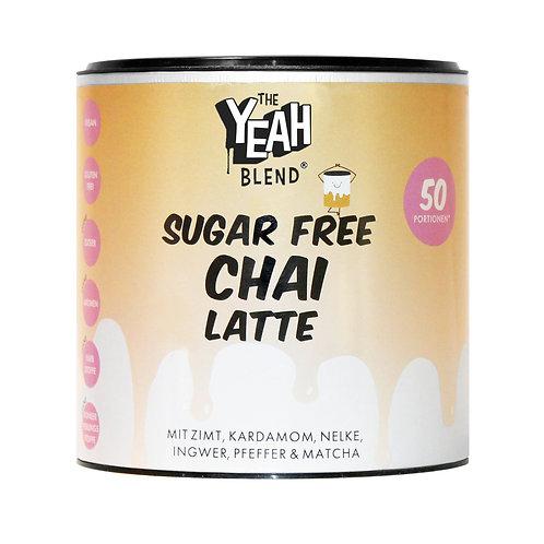 Yeah Blend Sugar free Chai Latte 250g Dose