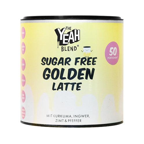Yeah Blend Sugar free Golden Latte 250g Dose